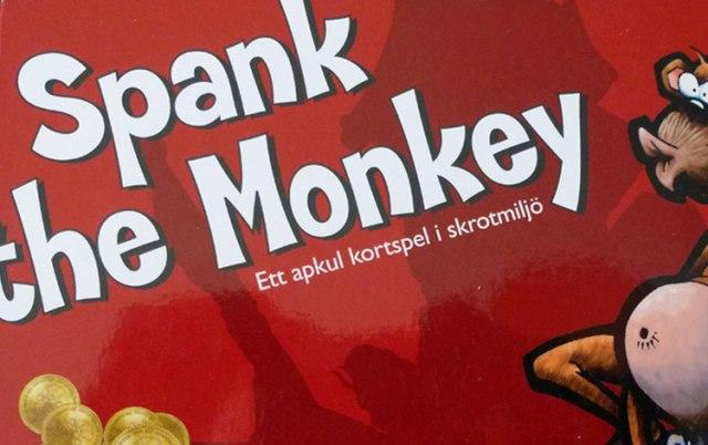 Spank-the-monkey