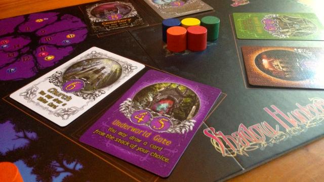 shadow hunters brädspel spelglädje sällskapsspel