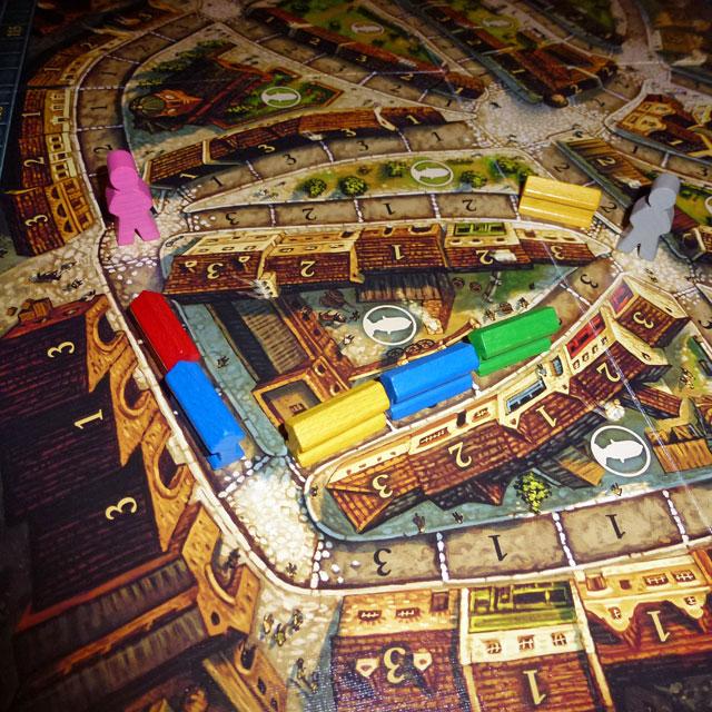 Portobello-game
