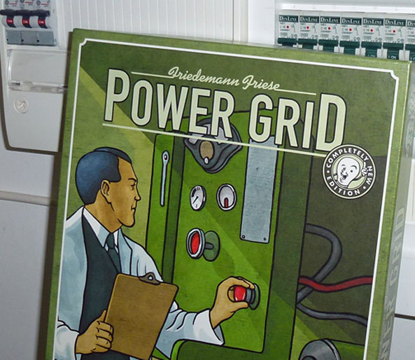 Power-grid-box
