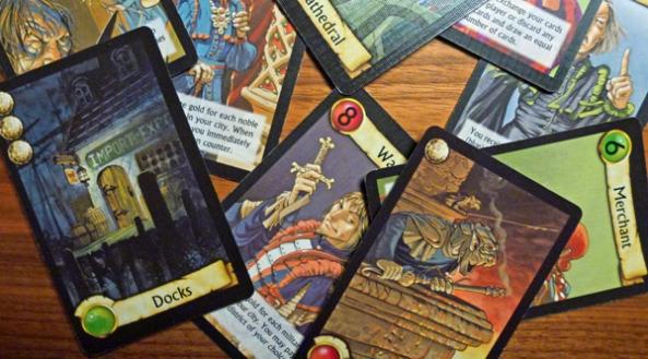 Citadels-game