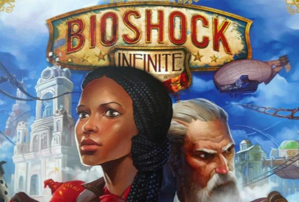 Brädspel Bioshock