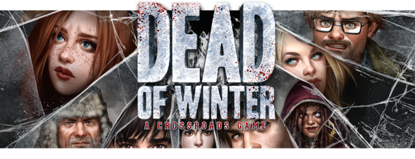 dead of winter spelglädje brädspel