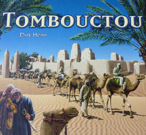 Timbuktu brädspel