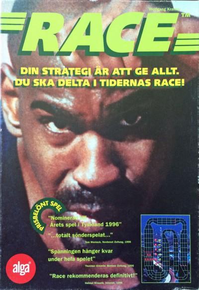 Race brädspel