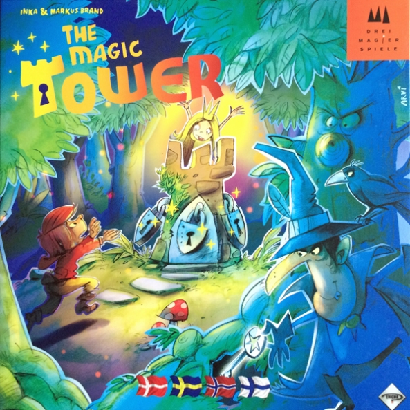 The Magic Tower brädspel