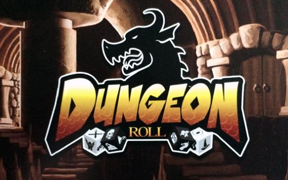 Dungeon roll brädspel spelglädje