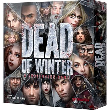Dead of Winter brädspel Spelglädje
