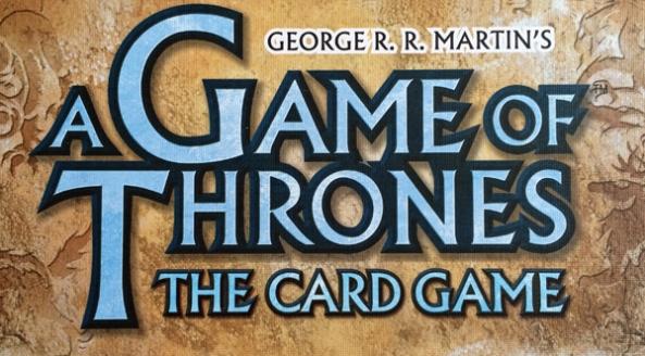 Game of Thrones brädspel spelgläjde