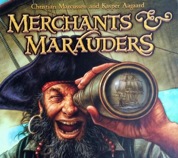 merchants & marauders bräddspel spelglädje