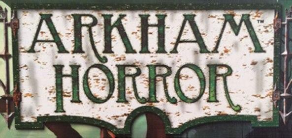 Arkham Horror brädspel spelglädje