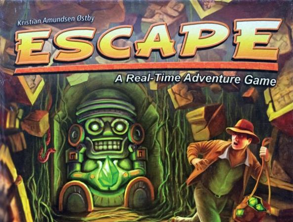 escape brädspel spelglädje