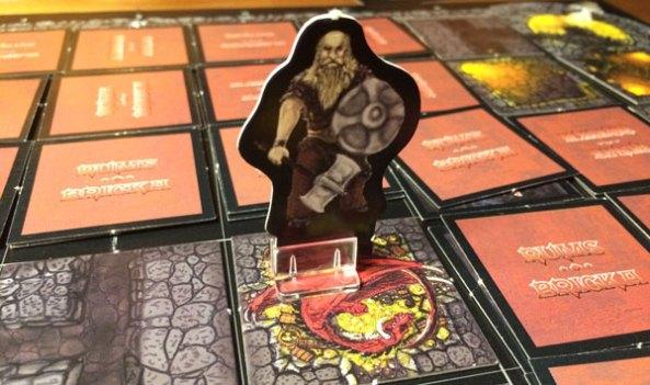 spelglädje brädspel drakborgen