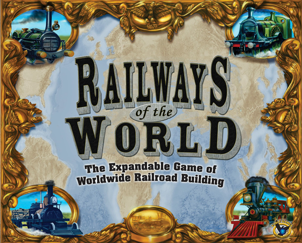 railways of the world spelglädje brädspel