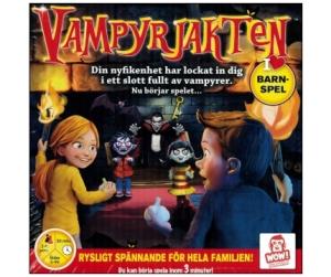 vampyrjakten brädspel spelglädje