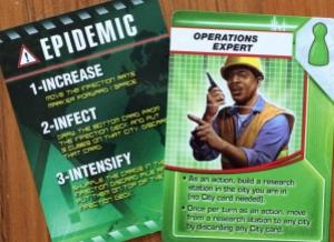 spelglädje brädspel pandemic