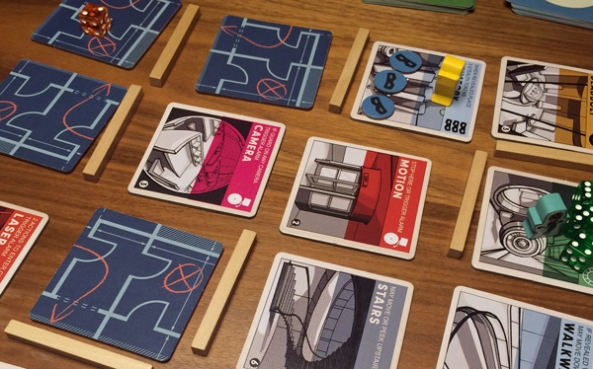 brädspel spelglädje sällskapsspel burgle bros