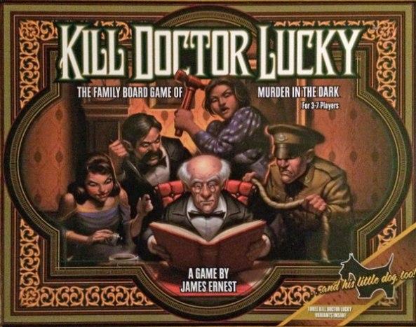 kill doctor lucky brädspel spelglädje