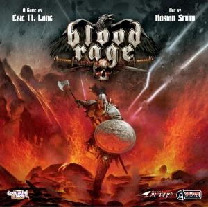 blood rage spelglädje brädspel