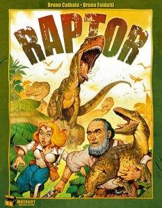 Raptor spelglädje brädspel