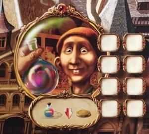 alchemists spelglädje brädspel