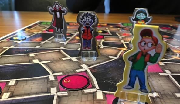 vampyrjakten brädspel spelglädje sällskapsspel