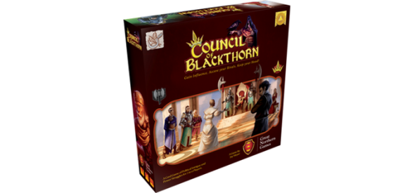 council of blackthorn spelglädje brädspel
