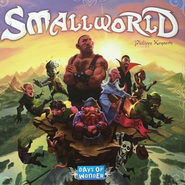 smallworld brädspel sällskapsspel spelglädje