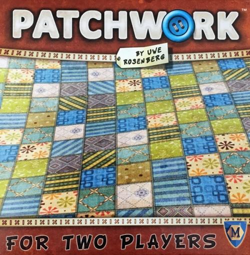 brädspel spelglädje sällskapsspel patchwork