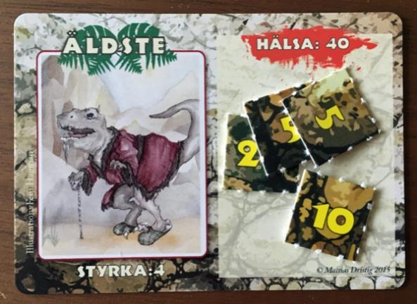 brädspel spelglädje dinofajten sällskapsspel