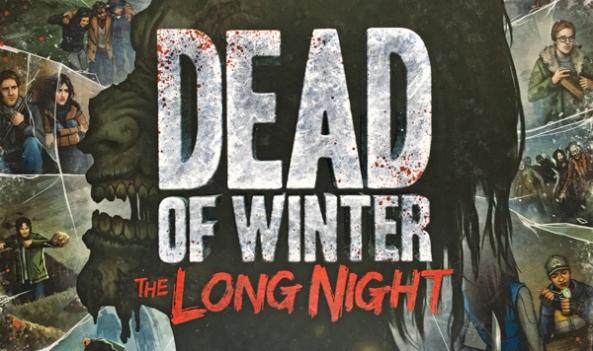 dead of winter the long night sällskapsspel brädspel spelglädje