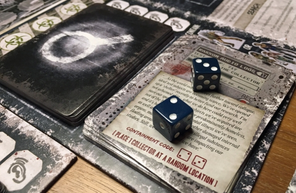 dead of winter the long night sällskapsspel brädspel spelglädje