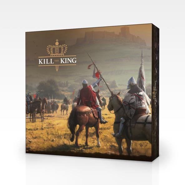 kill the king spelglädje brädspel sällskapsspel