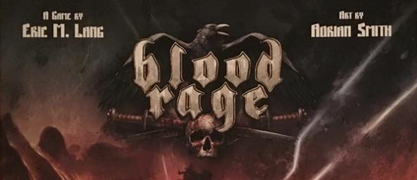 blood rage spelglädje brädspel sällskapsspel