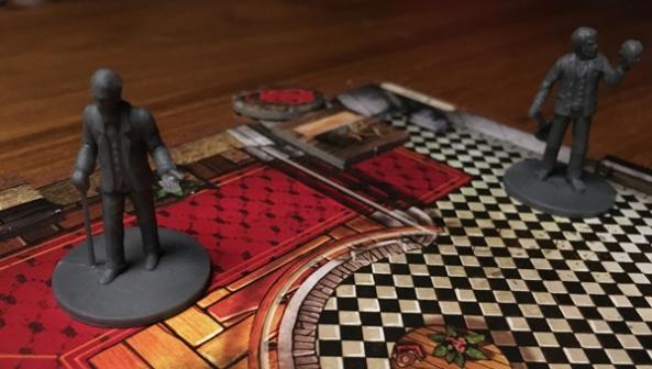 mansions of madness spelglädje brädspel sällskapsspel