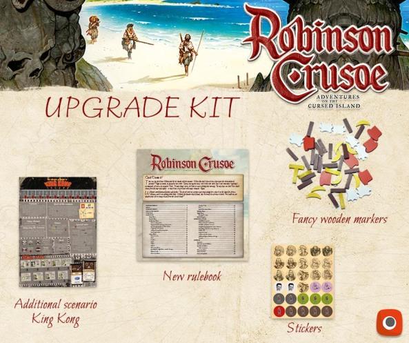 robinson crusoe spelglädje brädspel sällskapsspel