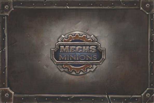 spelglädje brädspel sällskapsspel mechs vs. minions