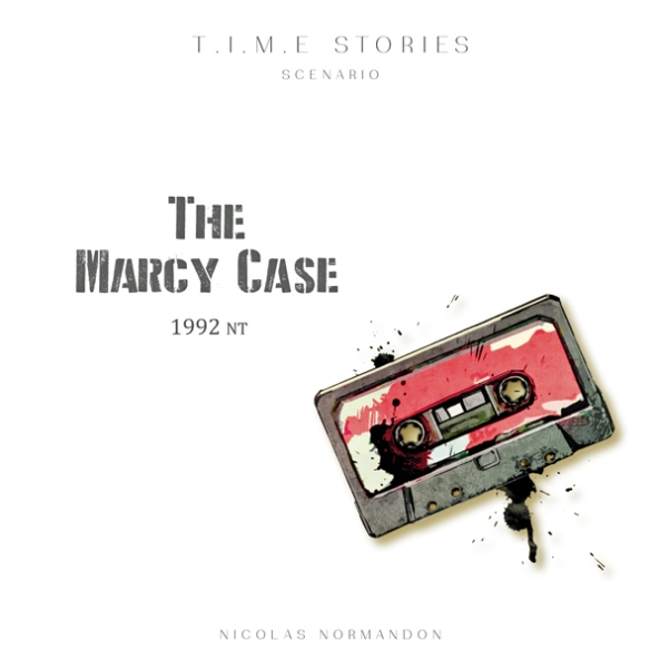 Time stories The Marcy Case brädspel Spelglädje sällskapsspel