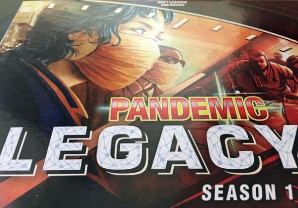 pandemic legacy sällskapsspel brädspel spelglädje