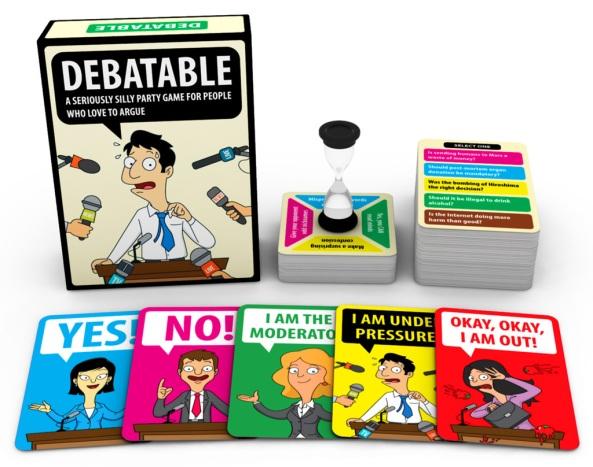 debatable debattera mera spelglädje brädspel sällskapsspel