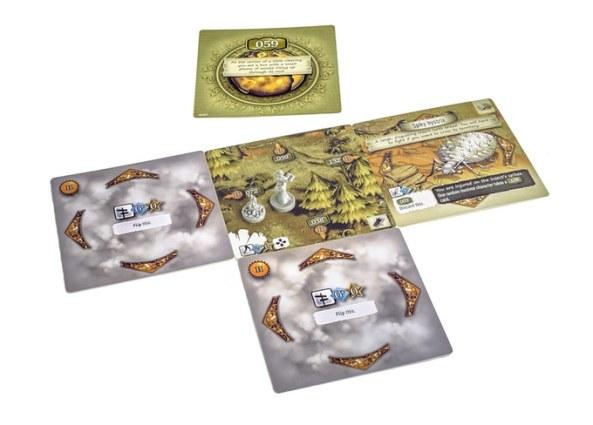 spelglädje brädspel sällskapsspel kickstarter 7th continent