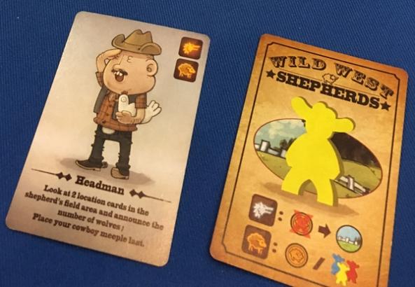 Wild west shepherds spelglädje brädspel sällskapsspel
