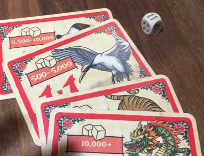 wulong spelglädje brädspel sällskapsspel